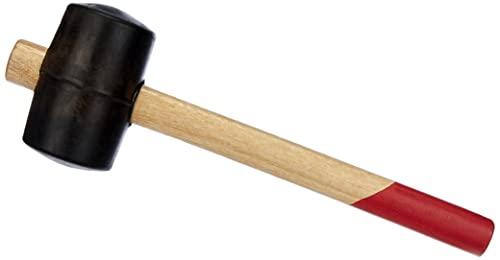 Brüder Mannesmann M 709-065 Hartgummihammer, 65 mm Durchmesser, 1 Stück