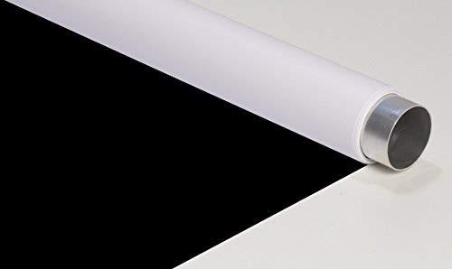 Vinyl-Hintergrund,Wendbar, Vinyl, Schwarz/Weiß 150CMX400CM