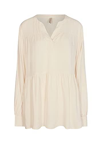 SOYACONCEPT Womens SC-Radia 106 Long Blouse Tunika-Shirt, Offwhite, X-Large