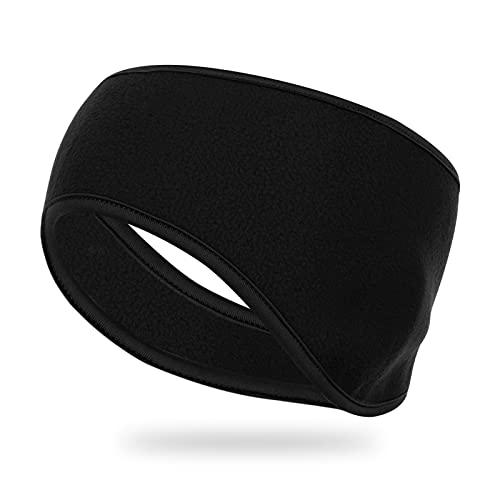 PPLAX Yoga Stirnband 1 stück Winterwärmer Ohrabdeckung Stirnband Unisex Ski Snowboard Radfahren Headwrap Ohrenschützer Outdoor Sport Ohr Protectors Zubehör (Color : A)