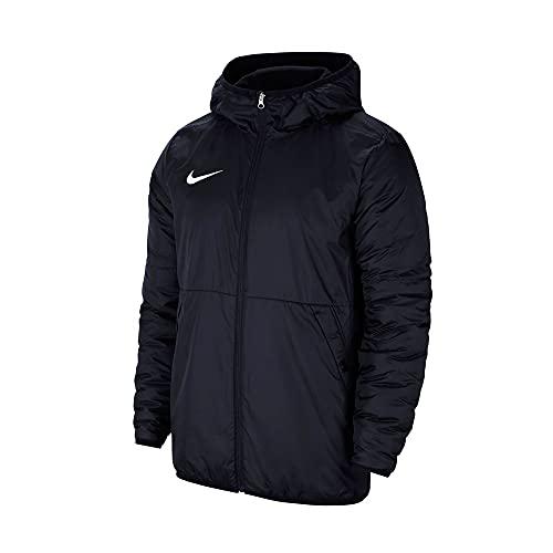 Nike Herren Team Park 20 Winter Jacket Trainingsjacke, Obsidian/White, M