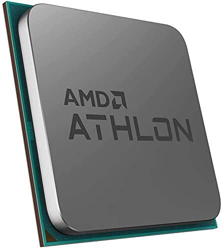 AMD Athlon 3000G 3.5 GHz Dual-Core Quad-Thread Tray-Processor CPU YD3000C6M2OFH AM4 Sockel