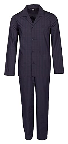 BOSS Herren Urban Pyjama Pyjamaset, Dark Purple502, M