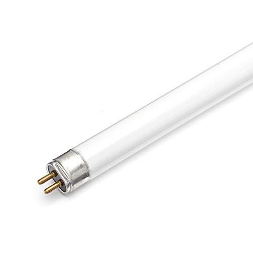 1x Sylvania 0002760 L-Lampe FHE 14W T5 830 Warm White 550 mm 16 mm Luxline plus G5 Sockel Leuchtstoffröhre 3000K 1350 Lumen T5 Leuchtstofflampe Röhre FHE14W/T5/830 (Mü1215)