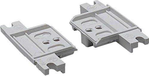 Hager Isolierstück U84T (VE2) m.Schrauben Montagezubehör (Schaltschrank) 4010330552465