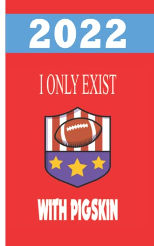 2022: Calendar with American Football motif | including annual calendar 2021-2023 | weekly planner | lots of space for notes | annual planner | ... | gift idea for the American football team