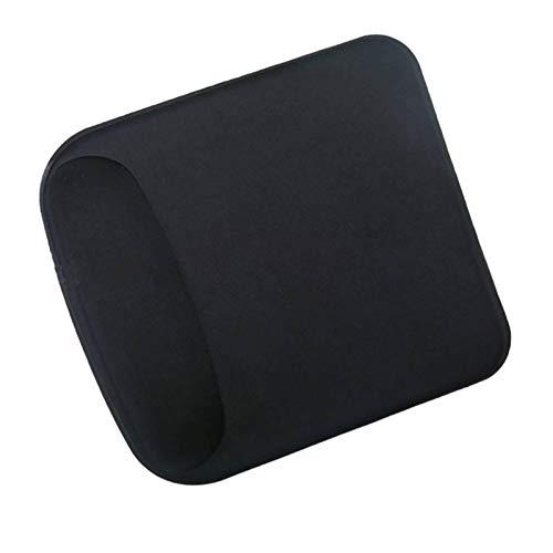 N\C Mauspad mit Handballenauflage-Jahosin ergonomischer Memory-Schaumstoff-rutschfeste Handgelenkauflage/Computer- und Office-Maus (tuya)