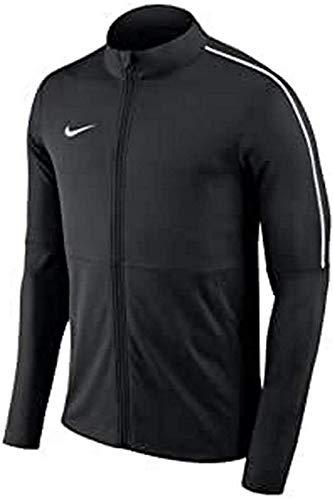 Nike Unisex Kinder Park 18 Jacke, Black/White, L
