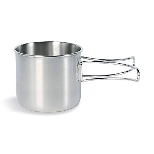 Tatonka Becher Handle Mug, stainless steel