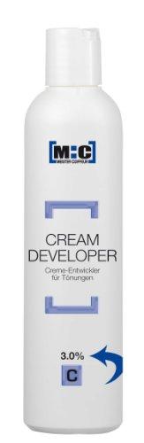 M:C Meister Coiffeur Cream Developer 3.0 C 250 ml <p>Creme-Entwickler für Tönungen</p>