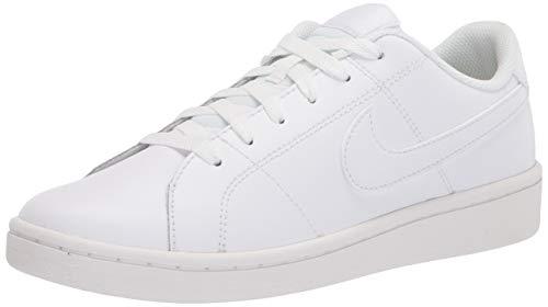 Nike Damen Court Royale 2 Sneaker, White/White, 39 EU