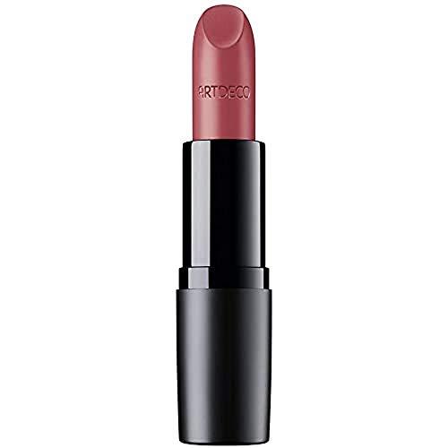 ARTDECO Perfect Mat Lipstick - Langanhaltender, matter Lippenstift - 1 x 4 g