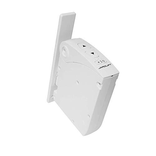 Rademacher jarolift Elektrischer Gurtwickler Aufputz JAROMAT Eco AP 15/5, für Gurtbreite 15 mm, max. Zugkraft 18 kg, Zeitschaltuhr & Hinderniserkennung