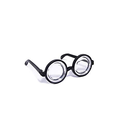 Streber-Brille