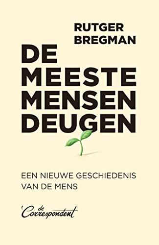 De meeste mensen deugen (Dutch Edition)