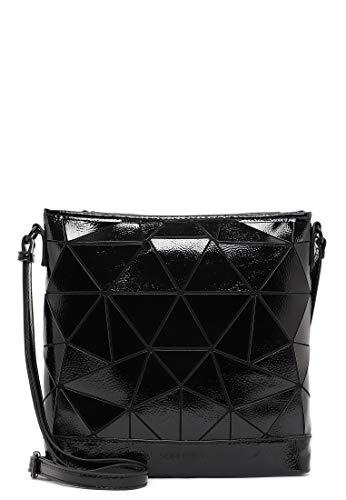 SURI FREY Umhängetasche SURI Sports Jessy-Lu 18043 Damen Handtaschen Uni black-Lack 199 One Size