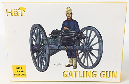 Unbekannt HäT 8179 - Colonial War - Gatling Gun