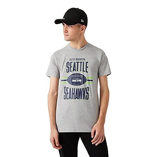 New Era Seattle Seahawks NFL Football T-Shirt - M