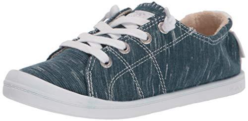 Roxy Damen Rory Slip On Shoe Sneaker, Blaugrün Ex, 41 EU