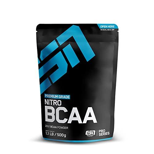 ESN Nitro BCAA Powder, Peach Iced-Tea, 500g
