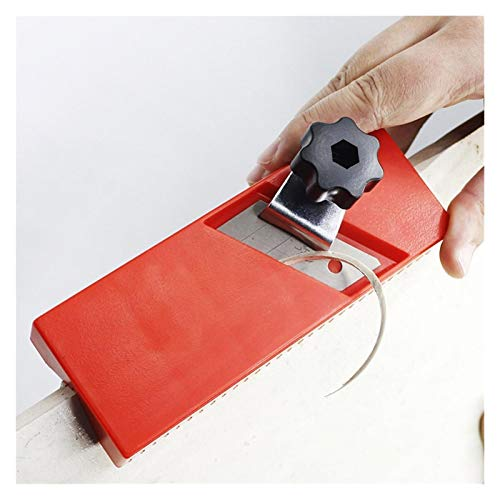 KJBGS Holzbearbeitungswerkzeuge Trockenwall Rand Gips Board Handebene ABS Kunststoff Gipskartonplatten-Hobelwerkzeug Nützliche Handwerkzeuge Holzbearbeitungswerkzeuge Scharf und langlebig