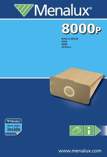 Menalux 8000 P, 5 Staubbeutel
