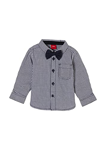 s.Oliver Junior Baby-Jungen 405.10.011.11.120.2062142 Hemd, 59N1, 68