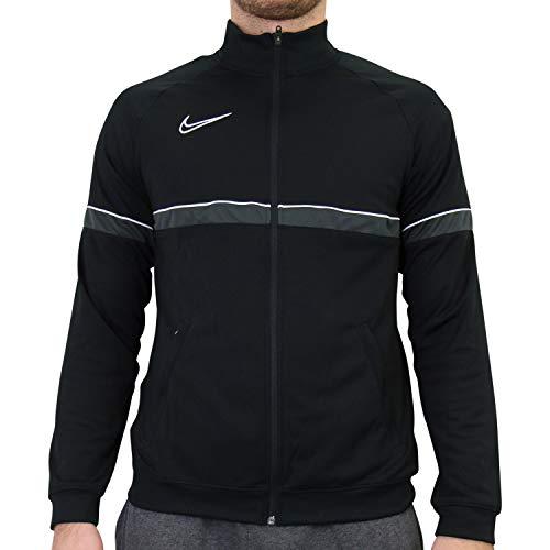 Nike Herren Academy 21 Trainingsjacke, Black/White/Anthracite/White, M