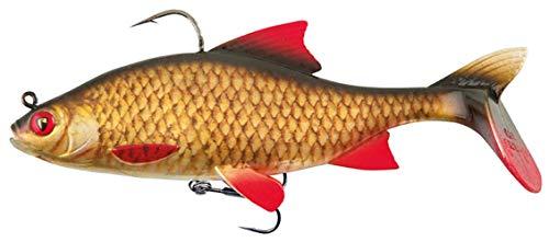 Fox Rage Replicant Realistic Roach - Gummifisch, Farbe:super hot Roach, Länge/Gewicht:10cm / 20g