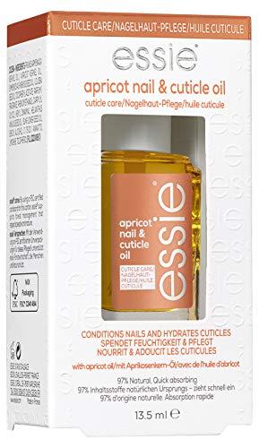 Essie Nagelöl apricot nail & cuticle oil mit Duft, Pflege und Stärkung der Nagelhaut, 13,5 ml