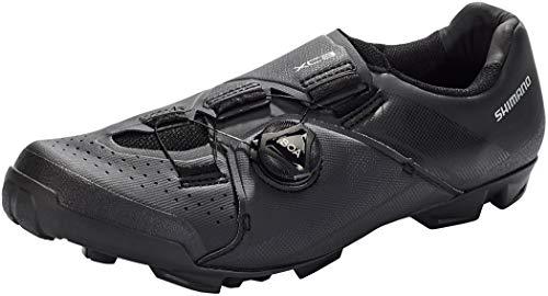 SHIMANO Unisex Zapatillas MTB Xc300 Sneaker, Schwarz, 48 EU