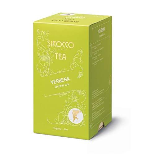 Sirocco Tee - Verbena mit echtem Eisenkraut aus Paraguay - 3 x 20 Teebeutel (60 Teebeutel)