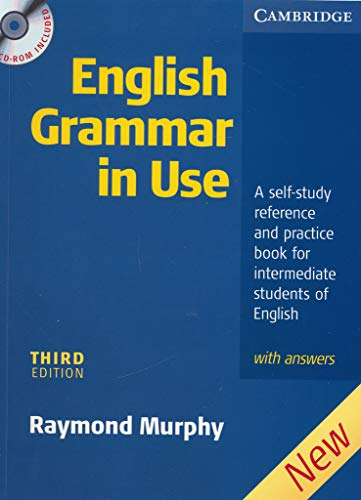English Grammar in Use 3ed + CD ROM (2006): A Self-study Reference and Practice Book for Intermediate Students of English