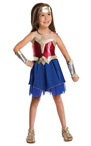 Rubie's, DCs Gerechtigkeitsliga, Wonder-Woman-Kostüm für Kinder