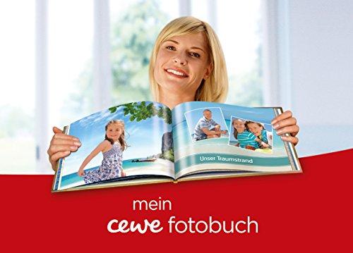 Geschenk Gutschein für EIN CEWE FOTOBUCH oder EIN anderes Foto Produkt Ihrer Wahl (50 €)