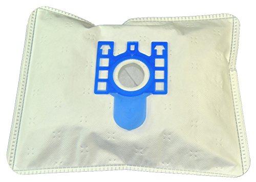 10 Staubsaugerbeutel 5-lagig für Miele geeignet und kompatibel mit Swirl M40 M49 M50 M54 M55 & Miele Typ G/N GN HyClean 3D