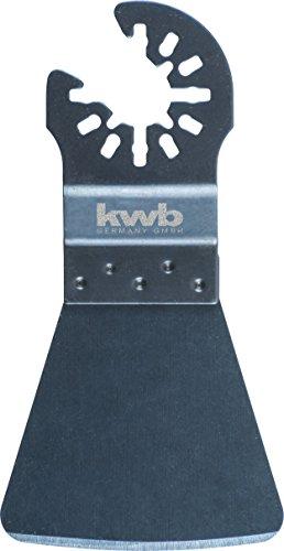 kwb 709642 Multitool Schaber, flexibel, mit Quick Change Aufnahme