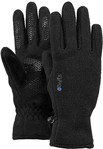 Salewa Unisex-Kinder Fleece Glove Kids Handschuhe, Schwarz (Black 0001), 3 (4-6 Jahre)