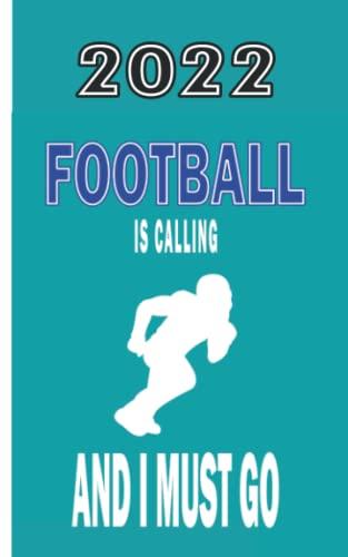 2022: Kalender mit American Football Motiv | inklusive Jahreskalender 2021-2023 | Wochenplaner | viel Platz für Notizen | Jahresplaner | Terminplaner ... | Geschenkidee für das American Football Team
