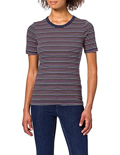 ESPRIT Streifen-Shirt aus 100% Bio-Baumwolle