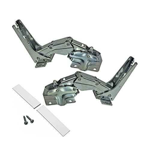 ORIGINAL Bosch Balay Constructa Siemens Neff 481147 00481147 Scharnierset Satz Kühlschrank 3702 3306 3703 3307 5.0 Hettich wie Miele 5546050 Electrolux 407131425/8 Küppersbusch 430332 Quelle 02815165