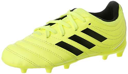 adidas Jungen COPA 19.3 FG J Fußballschuhe, Gelb (Amasol/Negbás/Amasol 000), 35 EU