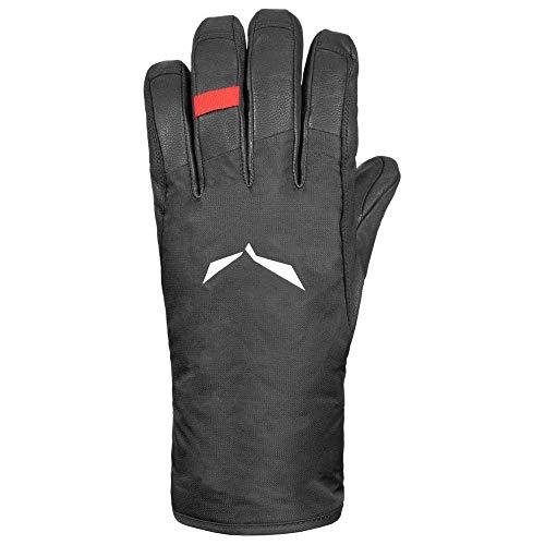 Salewa ORTLES PTX Gloves Handschuhe, Black Out, 8/M