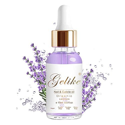 Gelike Nagelhautöl Nail & Cuticle Oil Nagelpflege-öl Nagelöl Pflege für Nägel & Nagelhaut Mit Bio-Ölen & Vitamin E&B 15ml