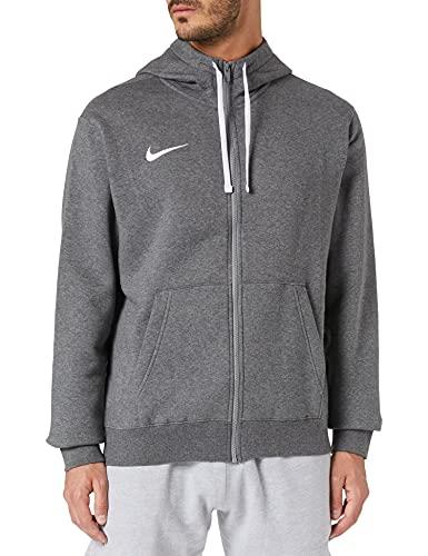Nike Mens CW6887-071_M Sweatshirt, Grey, M