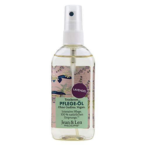 Jean & Len Pflege-Öl Lavendel, 100 ml