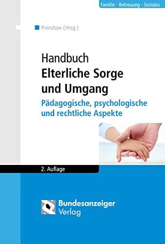 Handbuch Elterliche Sorge und Umgang: Pädagogische, psychologische und rechtliche Aspekte