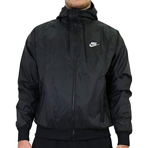 Nike He Wr Hd Unterjacke Black/White L