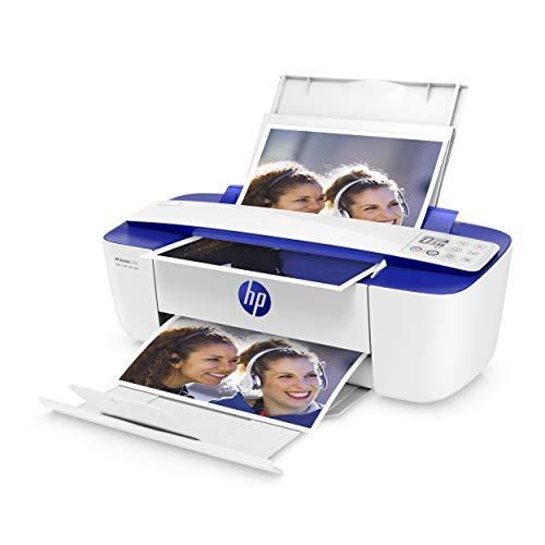 HP DeskJet 3760 Multifunktionsdrucker (Drucken, Scannen, Kopieren, WLAN, Airprint, mit 4 Probemonaten HP Instant Ink Inklusive) dunkelblau