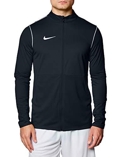 Nike Herren Trainingsjacke Dry Park 20, Black/White/White, L, BV6885-010